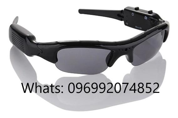 Oculos Espião 3 Em 1 (filma,grava Audio,bate Foto)