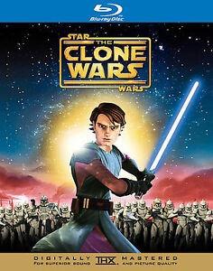 Star Wars: The Clone Wars - Pelicula Bluray Original
