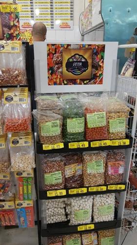 Amendoim Gena Doces E Salgados
