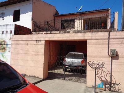 Casa Residencial À Venda, Parque Santa Rosa, Fortaleza. - Codigo: Ca1403 - Ca1403