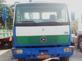 Caminhão Mercedes Benz Mb 1214 Ano 1997