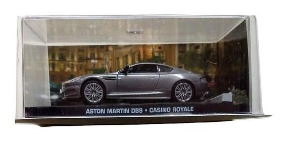 James Bond - Coleccion La Nacion - N° 2 - Aston Martin Dbs