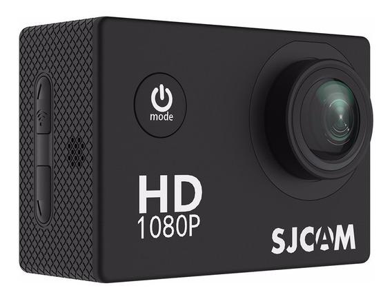 Câmera Sjcam Sj4000 1080p Full Hd Prova D