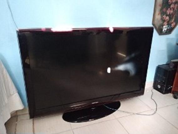 Tv Lcd Samsung Ln52b550 Tela Quebrada Sem A Placa Principal
