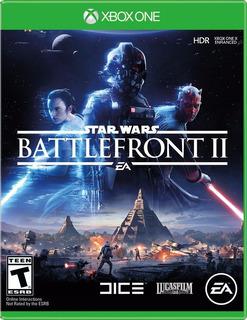 Star Wars Battlefront 2 Nuevo Fisico Xbox One Dakmor