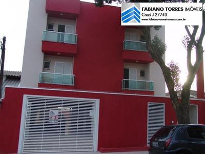 Apartamento Sem Condomínio Para Venda Em Santo André, Pq Erasmo Assunção, 2 Dormitórios, 1 Banheiro, 1 Vaga - Berlim