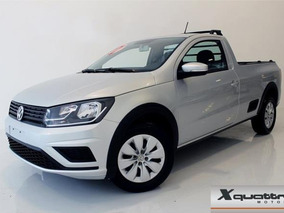 Volkswagen Saveiro Trendline 1.6 Msi Cs Flex Manual