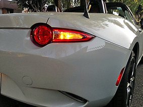 Mazda Mx-5 Piel 6mil Kms Nuevo Factura Original Único Dueño