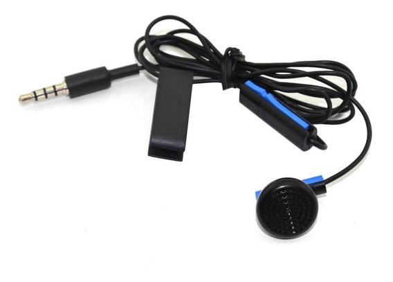 Ps4 Lidar Com Headset Jogo Pequeno