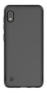 Capa Capinha Case Tpu Samsung Galaxy A10 + Película De Gel