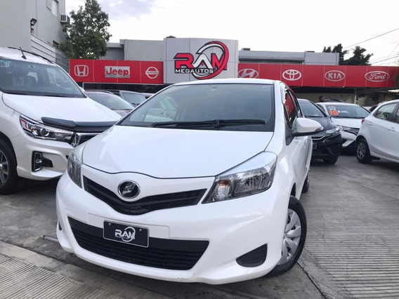 Toyota Vitz Motor 1.3 Año 2014
