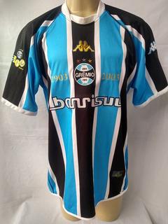 Camisa Futebol Centenário Do Gremio De Jogo Elton 19 2003