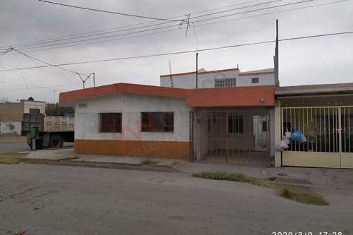 Casa En Venta, El Edén, Ciudad Lerdo, Durango