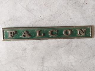Antigua Insignia Falcon Ornamento Emblema