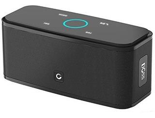 Altavoz Bluetooth Doss Soundbox Negro