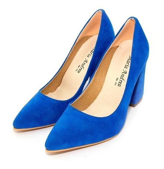 Zapatos Vestir Pana Stiletto Class Express Mod. 7000/n