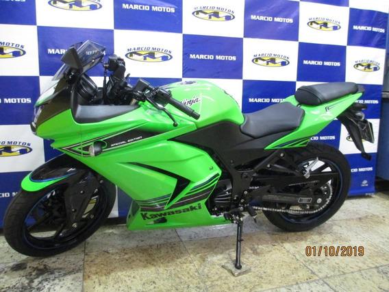 Kawasaki Ninja 250 R 12/12