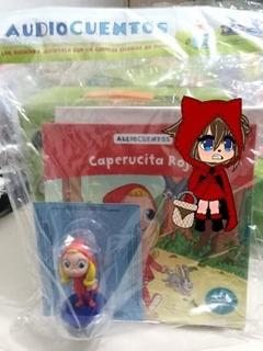 Colecciónables Audiocuentos Entrega#1 Caperucita Roja