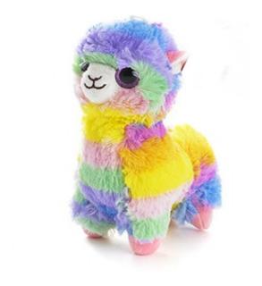 Llama De Peluche Importado Guanaco Peluche Alpaca Peluche !!