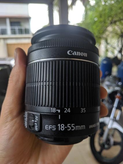 Lente Canon Ef-s 18-55mm F/3.5-5.6 Is Stm T5i T6i T7i T3i T2