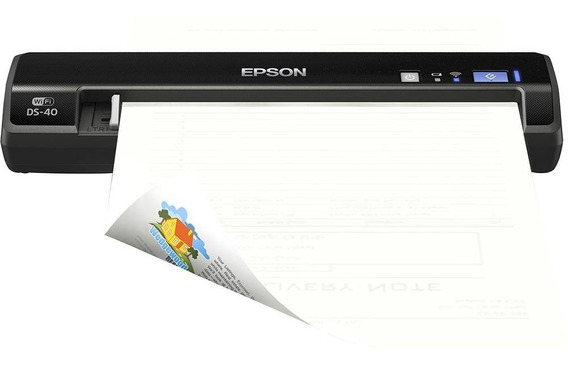 Scanner Epson Portatil Profi Workforce Ds-40 B11b225201