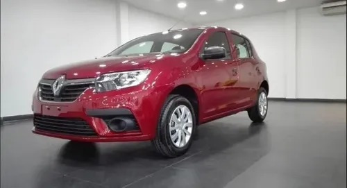 Renault Sandero 1.6 16v  Life Okm // No  Gol  Ka  Joy 207 Mf