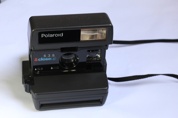 Polaroid Close Up