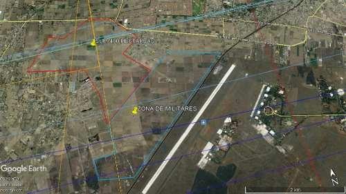 Terreno Cerca De Vía Férrea Base Aérea, Tecamac Sup. 400 Has
