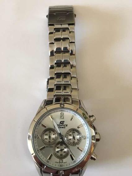 Relógio Casio Edifice Modelo Ef544 Original