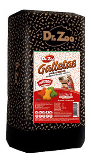 Dr. Zoo Bolsa Galletas Huesitos X 5kg