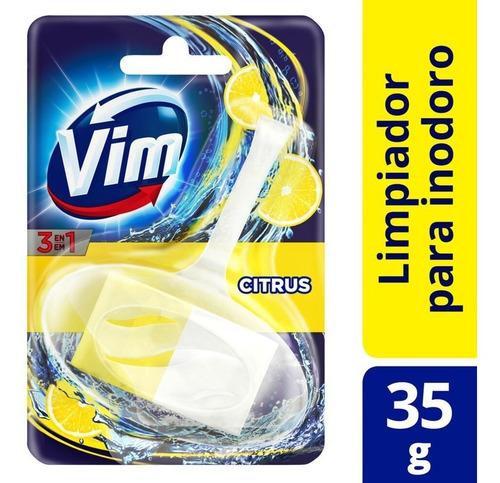 Vim Canasta Para Inodo Citrus 3en1 35g