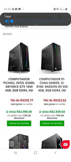 Pc Gamer Ryzen 5 3500x Rtx 2060