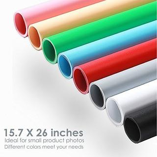 Selens 157x26inch Fondo De Color De Fotografia Fondo De Pvc