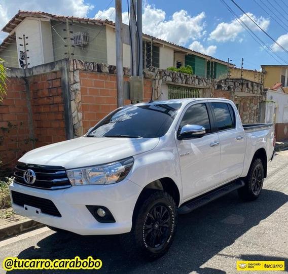 Toyota Hilux Glx 4x4