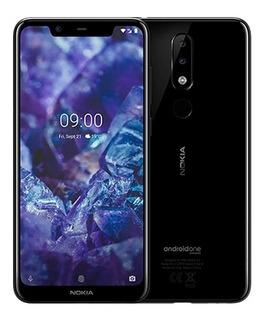 Celular Nokia 5.1 Plus Negro