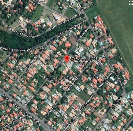Casa Com 1 Dormitório À Venda, 79 M² Por R$ 296.250 - Terras De Itaici - Indaiatuba/sp - Ca4664