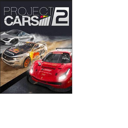 Project Cars 2-pc-dvd(midia Fisica)