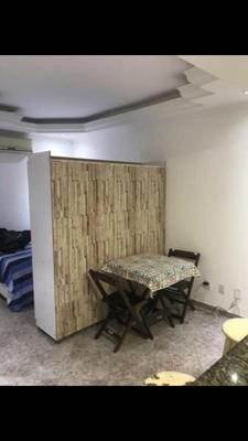 Flat Para Locação Em Salvador, Praia Do Flamengo, 1 Dormitório, 1 Banheiro, 1 Vaga - Vs365