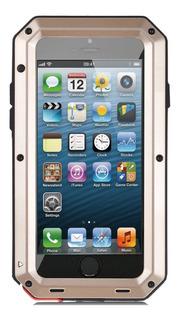 Capa Case De Metal/alumínio À Prova De Choque iPhone X