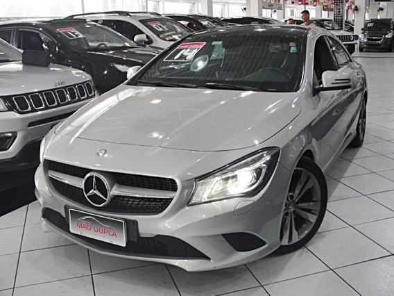 Mercedes-benz Cla 200 2014 Blindado Nivel 3 A