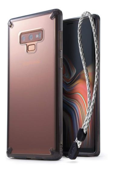 Funda Case Ringke Fusion Para Samsung Galaxy Note 9 Resistente Rigida Shock Absorption Technology