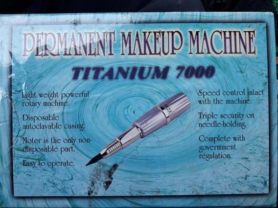 Equipo Para Dermopigmentacion Profecional