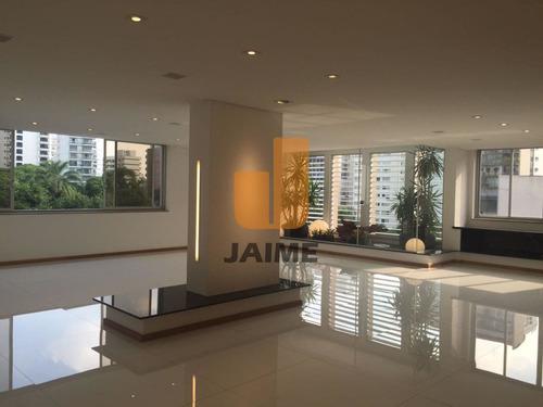 Apartamento Para Venda No Bairro Higienópolis Em São Paulo - Cod: Ja538 - Ja538