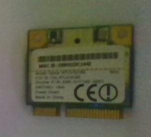 Wireless Original Notebook Positivo Rtl8191se - Frete Grátis