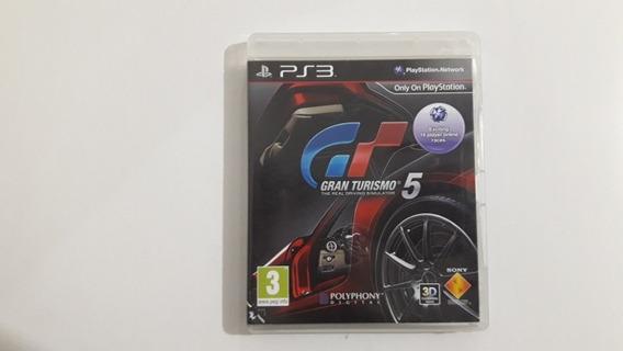 Ps3 Gran Turismo 5 Funcionando 100% #471