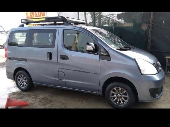 Gonow Minivan Gonow 2015