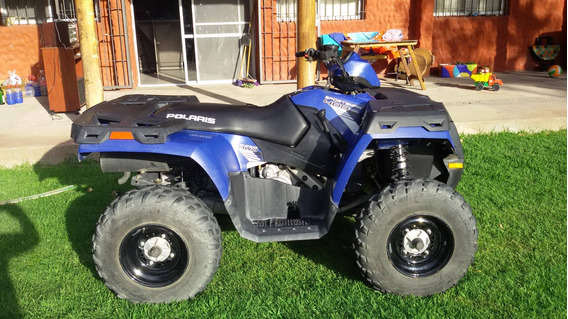 Polaris Sportsman 400 Ho 4x4 Impecable 100hs Con Trailer
