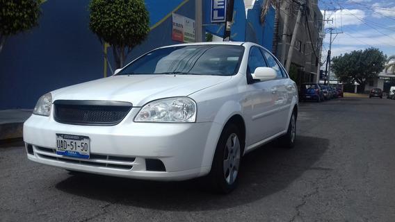 Chevrolet Optra 2010 Automático Blanco