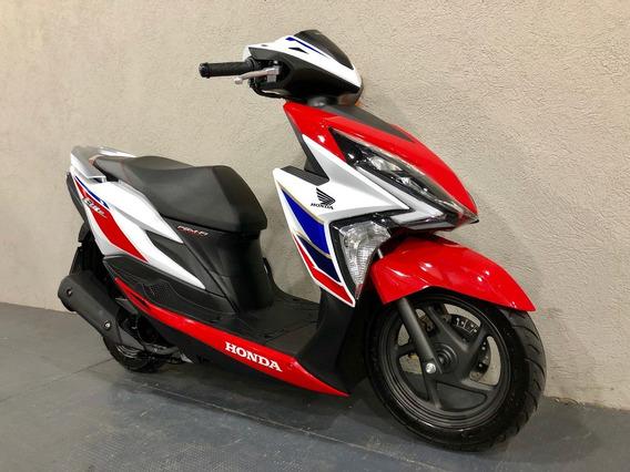 Honda New Elite 125 Tricolor Con 1300km 2018