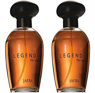 Jafra Legend Set De 2 Perfumes
